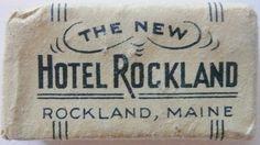 HOTEL ROCKLAND ROCKLAND MAINE