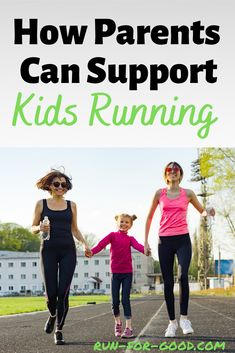 If your child has expressed an interest in running or has already started with a running club or team, here's how parents can support kids running.  #kidsrunning #kidsfitness Running Challenge, Running Routine, Running Plan, Kids Running, Running Workouts, Running Tips, Race Training, Running Training, Running With Stroller