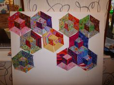 Patchwork, Quilting and Craft Workshops and Retreats: Fantastic Retreat with Jan Hassard