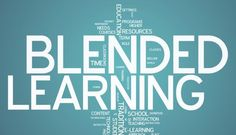BLENDED LEARNING: It's becoming the most popular form of teaching. It saves teachers a lot of...