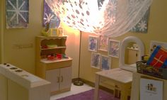 Play-Based Classroom: Using Fabric To Enhance The Preschool Classroom Environment
