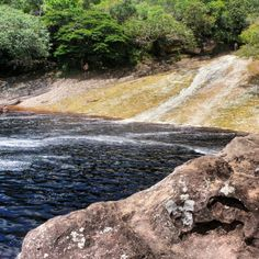 Ribeirão do meio-Chapada Diamantina, Ba