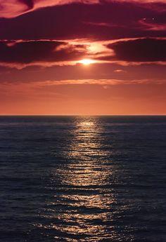 ✯ Sunset in San Diego