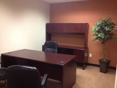 Available office space