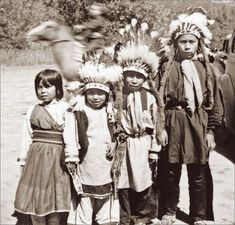 Little Native Americans