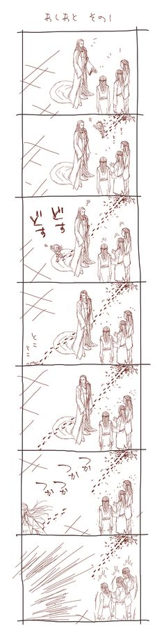 Legolas and Thranduil Legolas And Thranduil, Aragorn, Gandalf, Jrr Tolkien, Fellowship Of The Ring, Lord Of The Rings, Lotr Elves, Elf King, Concerning Hobbits