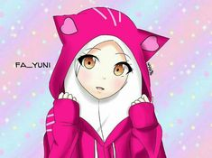 Anime hijab girl anime muslimah Muslim Illustration In … Cartoon Girl Images, Girl Cartoon, Cartoon Art, Kawaii Chibi, Kawaii Anime Girl, Anime Art Girl, Hijab Anime, Laika Studios, Hijab Drawing