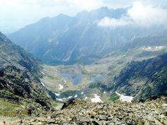 O zdobywaniu Rysów słów kilka.  #Rysy #Tatry #góry