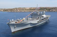 uss mount whitney - Google Search