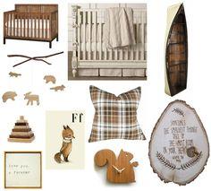 woodland nursery theme | Nursery Planning - Woodland Theme