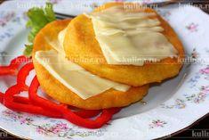 Мчади - кукурузная лепешка