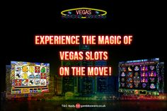 Vegas Mobile Casino brings Vegas slots to your phone! Yes, you read that right!  Experience loads of exciting new slots from anywhere of the World!! Know more here: https://www.vegasmobilecasino.co.uk/experience-the-magic-of-vegas-slots/