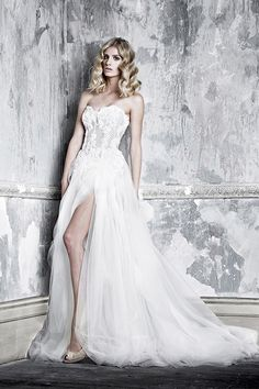 Best of Pallas Couture Wedding Dresses - MODwedding