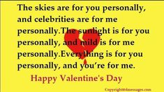 Best valentine quotes for friends Valentine Messages For Girlfriend, Valentine Message For Husband, Happy Valentines Day Quotes For Him, Girlfriend Quotes, Husband Quotes, Valentine's Day Quotes, Funny Quotes, Couple, Quote Of The Day