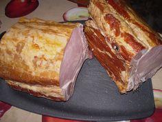 Kasselerkotelett der besonderen Art Special kind of pork chop, a refined recipe from the roast category. Sauerkraut, Pork Chops, French Toast, Food And Drink, Healthy Recipes, Breakfast, Toast Hawaii, Curiosity, Collections