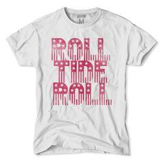 Alabama Roll Tide Roll T-shirt