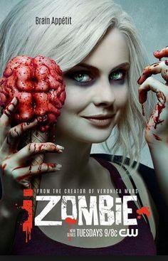 i zombie the cw — iZombie