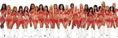 The Miami Heat Dancers