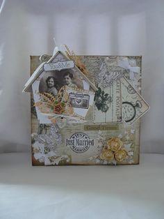 Geldgeschenke - Hochzeit Geldgeschenk Geschenkschachtel - ein Designerstück von Froehlich-Elena bei DaWanda