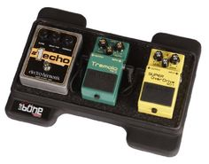 Gator G-MINI BONE Guitar Tools by Gator. $49.99. Molded Mini PE Pedal Board & Carry Bag. Save 38% Off!