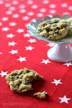 Mädchenkram: vegan Chocolate Chip Cookies