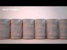 Structuri Saltele: Pocket Springs Pocket, Bag