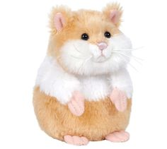 This hamster that could probably survive a dryer cycle. | 35 Adorable Stuffed Toys Even Adults Will Want