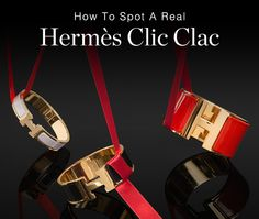 Can you tell real from faux? Our Senior Director of Authentication shares his tips on authenticating one of Hermès' signature pieces on RealStyle.