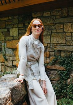 Human Being Knit Vest, Mary Janes, Turtle Neck, Street Style, Poses, Knitting, My Style, Instagram Posts, Sweaters