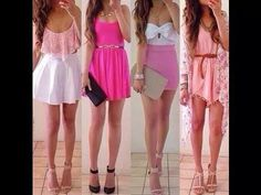 Outfits | via Facebook on We Heart It