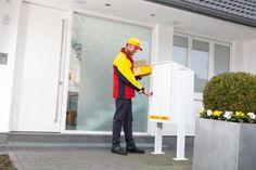 gelegentliche Postzustellung