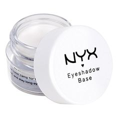 NYX Cosmetics Eye Shadow Base - White