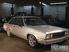 1306 1980 Ford Fairmont Front Side