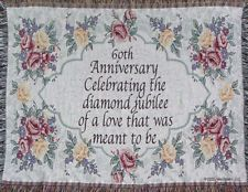 online shopping for Jubilee Celebrations Wedding Anniversary Sofa Throw - Parents from top store. See new offer for Jubilee Celebrations Wedding Anniversary Sofa Throw - Parents 15 Year Wedding Anniversary, 60th Anniversary Parties, Anniversary Decorations, Happy Anniversary, Anniversary Ideas, Anniversary Cakes, Wedding Book, Wedding Gifts, Wedding Wall