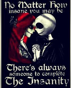 Mygiftoftoday has the latest collection of Nightmare Before Christmas apparels, accessories including Jack Skellington Costumes & Halloween costumes . Jack Und Sally, Jack And Sally Quotes, Nightmare Before Christmas Quotes, Rambo 3, Dark Love Quotes, Unicornios Wallpaper, Tim Burton Art, Corpse Bride, Badass Quotes