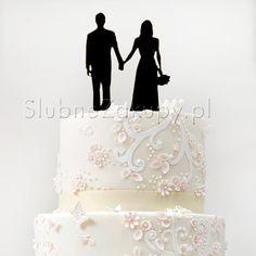 KONTUR DEKORACYJNY na tort Perfect Couple