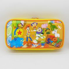 Disney Toy Story painter series yellow artificial patent leather pencil case  全新迪士尼(Disney)反斗奇兵(Toy Story)畫家系列光面黃色筆袋 (原裝日本進口)(包郵)  http://www.ebay.com/itm/Disney-Toy-Story-painter-series-yellow-artificial-patent-leather-pencil-case-/300849419900?pt=TV_Movie_Character_Toys_US=item460c05d67c  http://hk.f1.page.auctions.yahoo.com/hk/auction/b24617205