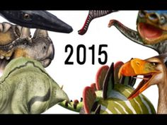 Paleontology 2015 Recap - YouTube