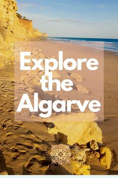 Close to the west coast, In a sea of beaches, grottoes and sandstone cliffs, stands Lagos, one of the most beautiful towns in the Algarve coastline. #lagosportugal #beautifulplaces Algarve, Walking Map, Famous Beaches, Sandy Beaches, Fishing Boats, West Coast, Sailing, Beautiful Places, Saints