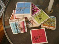 DIY Coasters DIY Tile Coasters DIY Coasters