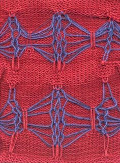 (via Julia Ramsey – Knitwear Designer)