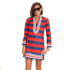 Red Reef Classic Tunic Dress- I need this AMAZING tunic, like yesterday!