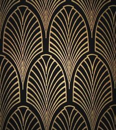 by Deco: Style in the Vein of Hotel Cortez – Canvas: a .Inspired by Deco: Style in the Vein of Hotel Cortez – Canvas: a . Art the Gatsby,pattern,retro,vintage… Art deco Wallpaper Geometric Wall Mural Art Deco Casa Art Deco, Art Deco Stil, Art Deco Home, Estilo Art Deco, Motif Art Deco, Art Deco Design, Art Deco Print, Design Design, Art Deco Fabric