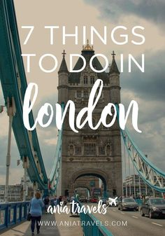 Sep 2019 - London is a magical place. I absolutely fell in love with this city and I was only there for 72 hours. Here is my list of 7 things to do in London. Europe Travel Tips, European Travel, Travel Guides, Travel Destinations, Travel Uk, Travel Pics, Wanderlust Travel, Things To Do In London, London Travel