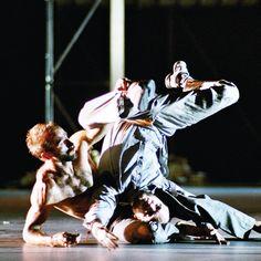 UNDER THE ROOT: modern dance monday with sidi larbi cherkaoui