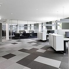 Out of the Office: Ippolito Fleitz Group Renovates Drees & Sommer | Projects | Interior Design