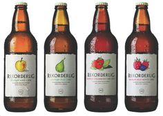 """Made from Pure Swedish spring water that runs directly under the brewery in Vimmerby Sweden, Rekorderlig is hot on the heels and a far cleaner tasting Cider than it's core competitors."", Delicious!"