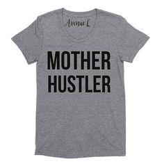 Wife Mom Boss Tank  Mom Shirt  Boss Mom  Mom Boss  Boss Shirt