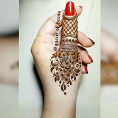 Simple And Stylish Henna Mehndi Designs - Kurti Blouse Floral Henna Designs, Finger Henna Designs, Unique Mehndi Designs, Beautiful Mehndi Design, Latest Mehndi Designs, Bridal Mehndi Designs, Henna Tattoo Designs, Mehandi Designs, Mehandi Design Simple