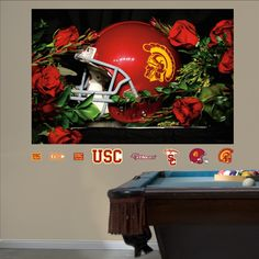 Fight On Trojans On Pinterest Football College